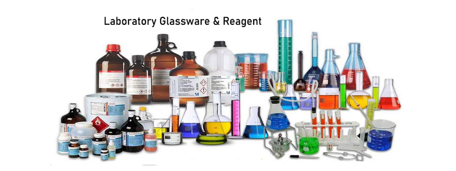 Laboratory Glasswear & Reagent