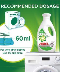 Ariel Matic Front Load Liquid Detergent