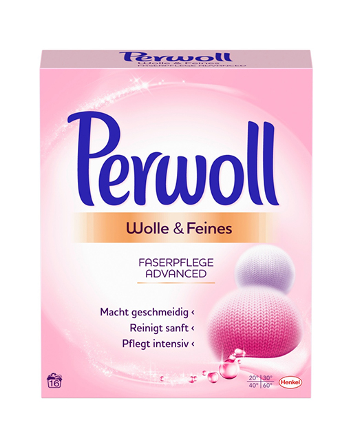 Perwoll Wolle & Feines Detergent 880gm