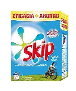 skip detergent 2.73kg active clean