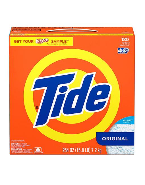Tide Orginal Detergent 7.2kg