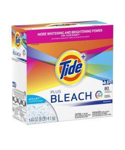Tide Plus Bleach Detergent 4.1kg