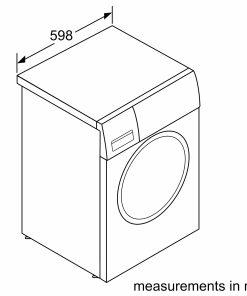 Bosch Washing Machine WAJ2018SGC 7