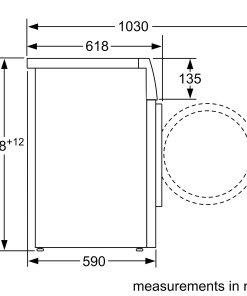 Bosch Washing Machine WAJ2018SGC 8